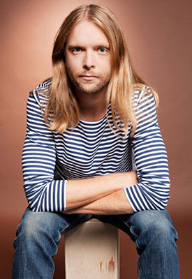 James Valentine of Maroon 5