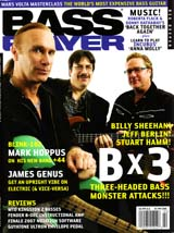 Bx3 Guitar Player magazine cover