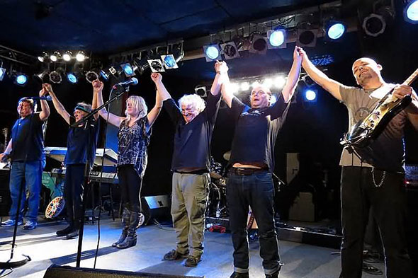 Jefferson Starship 2012